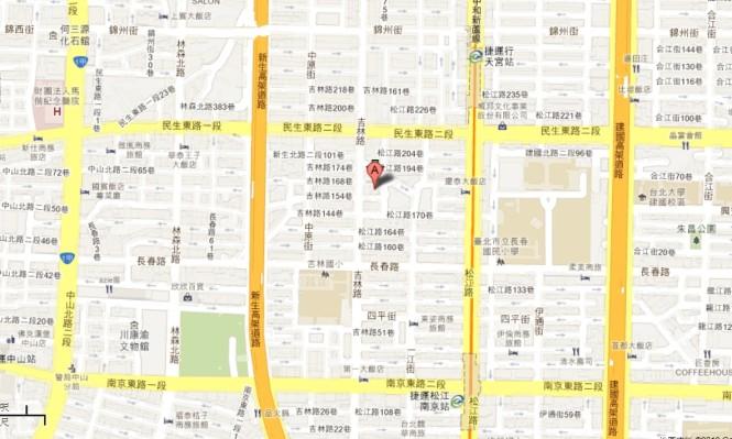 松江樂活-地圖